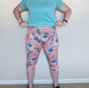 EUC LuLaRoe Jade athletic leggings
